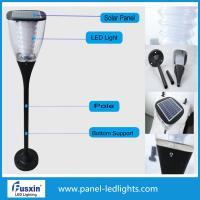 Durable Solar Led Garden Lights , Outdoor Solar Lawn Lamps 3 Years Warranty