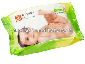 China FSN Baby Wet Wipe With ISO FDA PAHS ROHS on sale