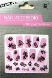 China Portable Water Transfer Silk screen Gold Plating  2d Nail  Decals For DIY Nail Decoration on sale