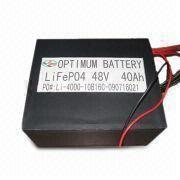 China Rechargable Waterproof Electric Vehicles Battery For Wind Energy System 48v 40ah on sale