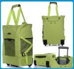 ショッピング トロリー折るカートの食料雑貨のロール バッグの洗濯はReisenthe Accを動かします