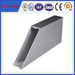 China Durable aluminum curtain wall profile/curtin wall aluminium profile wholesale