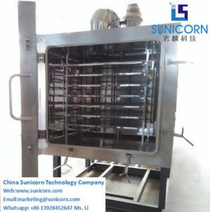 China Commercial Food Vacuum Freeze Dryer, Vacuum Freeze Dryer for fruit and vegetable,meat, low price on sale