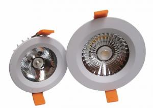 China Recessed COB LED Downlight 240v IP44 100 lm / w 8w , LED Down Light Fixtures on sale