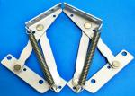 Powder Coating Stainless Steel Hardware Hard Metal Accessories With Spring