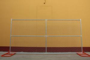 China el panel de la cerca de la cerca de la malla de alambre de la alambrada/de la alambrada de la construcción on sale