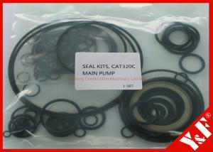 China Yellow Caterpillar E200B Hydraulic Pump Seal Kits For Excavator on sale