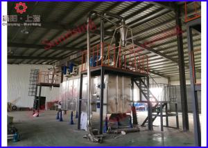 China Custom Extrusion Pet Food Processing Equipment , Cat Pet Food Making Machine on sale