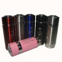 Food Grade Alkaline Nano Energy Flask Water Bottle For Drinking Alkaline Water
