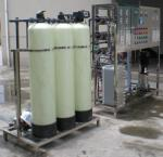 Ultrafiltration UF Plant For Industrial Water Treatment , Spring Water Bottling Plant