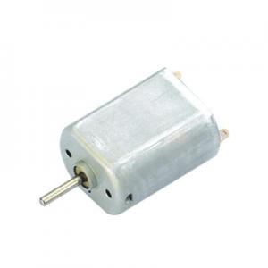 China 20mm Micro DC Motor Carbon Brushed Motor 3V / 6V / 12V For Door Lock  Model Toy on sale