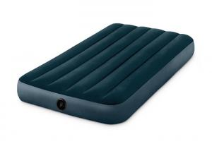 China Inflatable 5 In 1 Low Air Mattress Dark Color Customized Logo 13 . 6 Gross Weight on sale