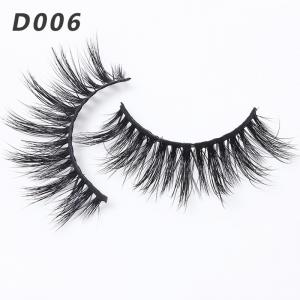 df6f92e51ac ... Quality Handmade 3D Mink Lashes 100% 3D Real Mink Fur Strip Lashes New  Style for