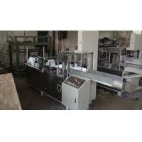 Stepping Motor Fabric Folding Non Woven Machinery High Precision Wire Cutting Process