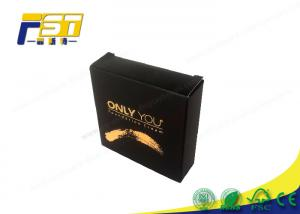 China Square Colored Corrugated Mailing Boxes , Folding Cardboard Packing Boxes Durable on sale