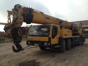 China 70ton crane XCMG crane QY70K lifting machine for sale on sale