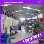 La machine de fabrication unique de la chaussure LRS165 en caoutchouc, CE a délivré un certificat la machine unique d'injection de chaussure