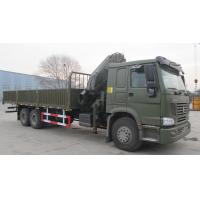 China knuckle boom truck crane on sale