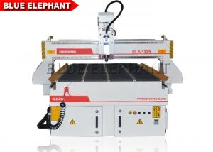 China PVC / Alucobond / MDF Cutting Machine , Programmable Wood Carving Machine Stepper System on sale