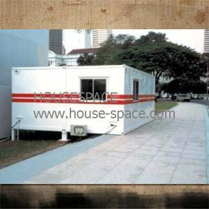 China Portable Prefab Container House Sandwich Wall Panel with Plastering Finishes and Timber Finishes on sale