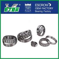 China quality assured  taper roller bearing
