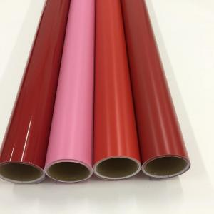 China Glossy Matte 1.06x50m Coloured Vinyl Rolls with 120gsm Release paper on sale