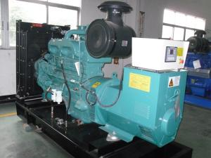China 50kw to 750kw cummins engine silent remote control generator on sale