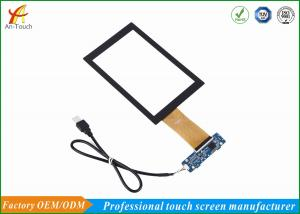 China Public Model Car Touch Screen , Car Navigation 7 Touch Panel GG Structure on sale