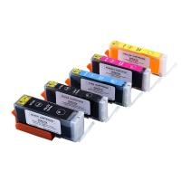 China Refillable Canon Mg6820 Ink Cartridges / Canon Ts5020 Ink Cartridge 270/271 on sale