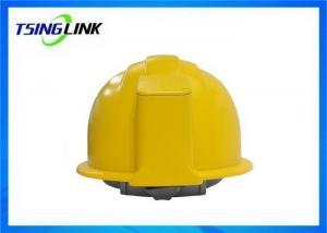 China Realtime HD CCTV Video Transmission 4G Intelligent Safety Helmet on sale