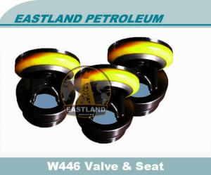 China EWS-446 Piston Pump Valve & Seat on sale