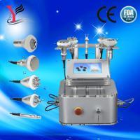 RF lipolysis machine weight loss cavitation rf skin beauty device rf beauty machine