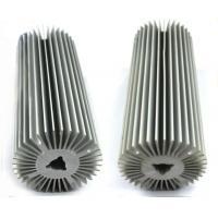 China Profils en aluminium d'extrusion de radiateur de traitement naturel d'oxydation pour le radiateur on sale