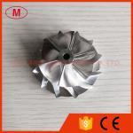 GT15-25 793221-0002X 44.50/59.48mm 6+6 blades High Performance Turbocharger Billet Compressor wheel
