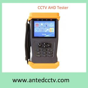 China AHD Camera Tester, 3.5 inch TFT LCD HD CCTV Tester Box, Portable Video Camera Tester Euipment on sale
