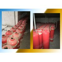 Fire Suppression Electric Fire Extinguisher Fm 200 Cylinder Specification