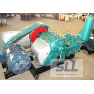 China Wear Resistant Hydraulic Mud Pump Industrial Sludge Pump Small Volume on sale
