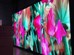 China P2.9 P3.9 Stage LED Screen 3840hz Lightweight Concert Display Event Management on sale