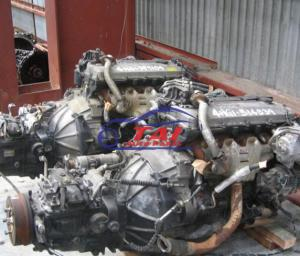 China 2nd Hand Isuzu Engine 4HG1 Isuzu 6 Cylinder Engine Parts 43000-70000 Kilometers Tested on sale