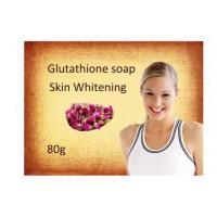 China 3 in 1 Glutathione skin whitening soap for Rejuvenates & Tightens Skin on sale