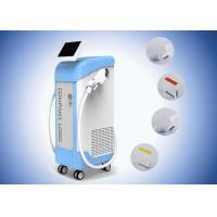 SR / HR Multifunction Beauty Laser Hair Removal Equipment For Skin Rejuvenation