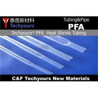 China PFA Heat Shrink Tubing /  FEP Shrink Tubing / PASS 97-99% UV Light on sale