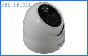 China Two - way audio 30mm IR Doom POE CCTV Camera , poe surveillance cameras on sale