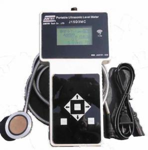 China Portable Throuwall Ultrasonic Liquit Level Meter(J15D3MC) on sale