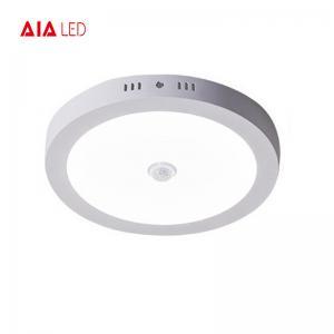 China 24W AC85-265V PIR sensor high lumens high power LED panel light for dining room on sale
