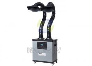 Quality extrator das emanações da solda do filtro de 200W Digitas Hepa para a remoção de for sale