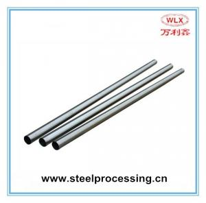 China ISO 9001 certified high pressure hydraulic cylinder chromed plated piston rod for shock absorber on sale