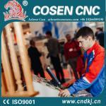 cnc wood turning lathe with cosen cnc lathe software programs