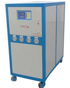 China refroidisseur d'eau 4.5W industriel avec la tour de refroidissement par eau, tube capillaire, aucune pollution on sale