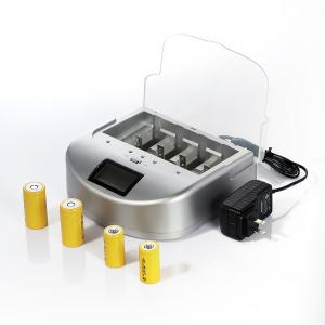 China Rapid Universal Smart Charger , AA AAA C Cell D Cell Battery Charger 9V Ni-MH Ni-Cd on sale